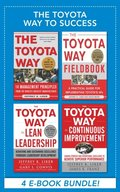 Toyota Way to Success EBOOK BUNDLE