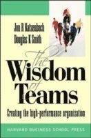Wisdom of Teams (European version) - Creating the High Performance Organisation (h�ftad)