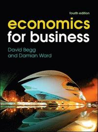 Economics for Business (h�ftad)