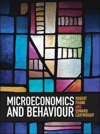 Microeconomics and Behaviour (inbunden)