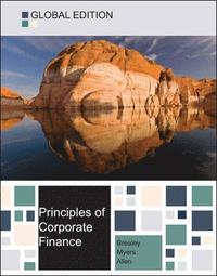 Principles of Corporate Finance Global Edition by Brealey, Myers and Allen (h�ftad)