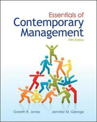 Essentials of Contemporary Management (häftad)