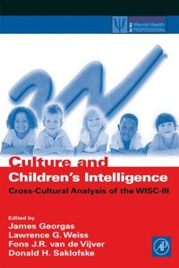 Culture and Children's Intelligence (inbunden)
