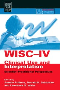 WISC-IV Clinical Use and Interpretation (inbunden)
