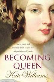 Becoming Queen (inbunden)