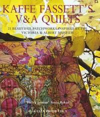 Kaffe Fassett's V&;A Quilts (inbunden)