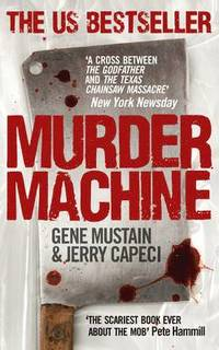 Murder Machine (h�ftad)