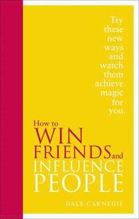 How to Win Friends and Influence People (kartonnage)