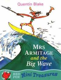 Mrs.Armitage and the Big Wave (kartonnage)