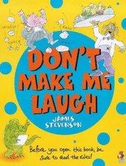 Don't Make Me Laugh (häftad)