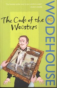 The Code of the Woosters (h�ftad)