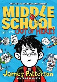 Middle School: Get Me Out of Here! (h�ftad)