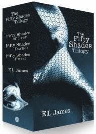 Fifty Shades Trilogy Boxed Set (inbunden)