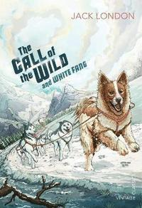 The Call of the Wild and White Fang (ljudbok)