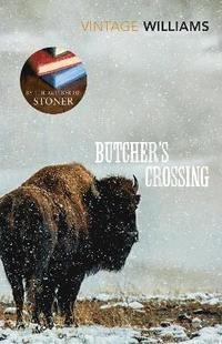 Butcher's Crossing (h�ftad)