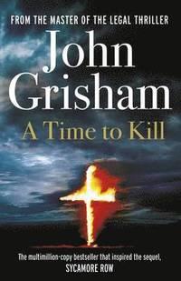 A Time To Kill (häftad)