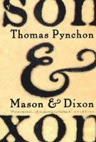 Mason and Dixon (inbunden)
