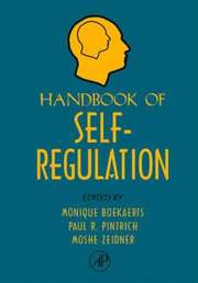 Handbook of Self-Regulation (inbunden)