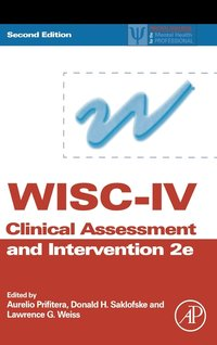 WISC-IV Clinical Assessment and Intervention (inbunden)