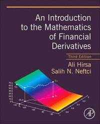 An Introduction to the Mathematics of Financial Derivatives (inbunden)