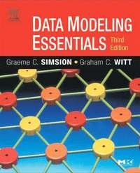 Data Modeling Essentials (h�ftad)