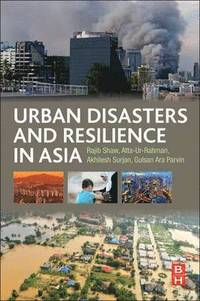 Urban Disasters and Resilience in Asia (inbunden)