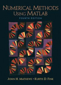 Numerical Methods Using Matlab (inbunden)