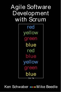 Agile Software Development with SCRUM (h�ftad)