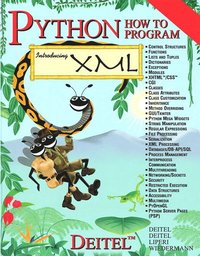Python How to Program (h�ftad)