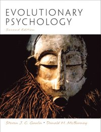 Evolutionary Psychology (inbunden)