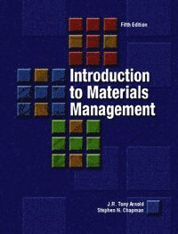 Introduction to Materials Management (e-bok)