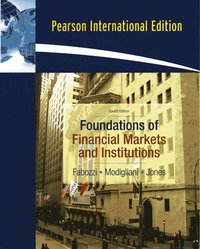 Foundations of Financial Markets and Institutions (h�ftad)