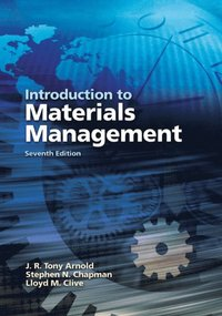 Introduction to Materials Management (h�ftad)