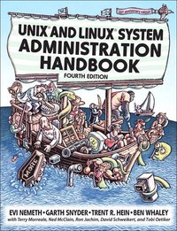 UNIX and Linux System Administration Handbook (h�ftad)
