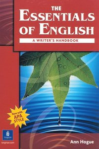 The Essentials of English:  A Writer's Handbook (with APA Style) (h�ftad)