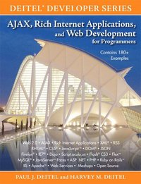 AJAX, Rich Internet Applications, and Web Development for Programmers (h�ftad)
