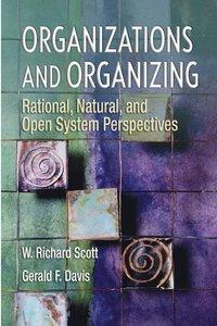 Organizations and Organizing (h�ftad)