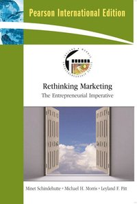 Rethinking Marketing (h�ftad)