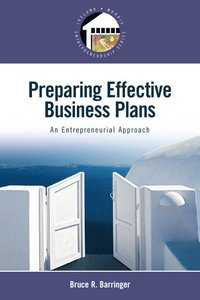 Preparing Effective Business Plans (h�ftad)