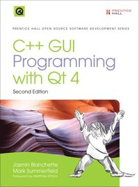 C++ GUI Programming with Qt4 (h�ftad)
