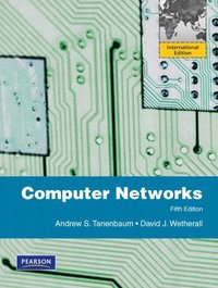 Computer Networks: Pearson International Edition 5th Revised Edition (h�ftad)