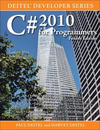 C# 2010 for Programmers 4th Edition