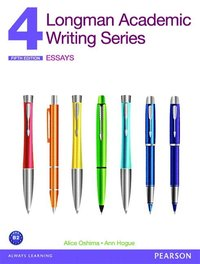 Longman Academic Writing Series 4: Essays (h�ftad)
