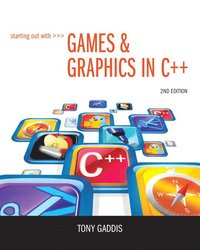 Starting Out with Games & Graphics in C++