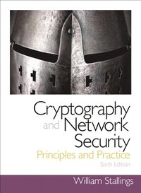 Cryptography and Network Security (h�ftad)