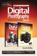 The Digital Photography Book, Parts 1 and 2 (2e) with 1 Month of Access to Kelby Training, B&N