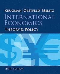 International Economics: Theory and Policy Plus New Myeconlab with Pearson Etext (2-Semester Access) -- Access Card Package (inbunden)