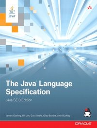 Java Language Specification, Java SE 8 Edition