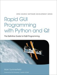 Rapid GUI Programming with Python and Qt (h�ftad)