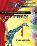 Practice of Computing Using Python Plus Myprogramminglab with Pearson Etext, the -- Access Card Package [With Access Code]
